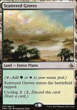 Amonkhet: Scattered Groves