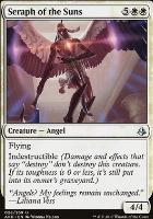 Amonkhet Foil: Seraph of the Suns