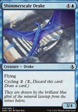 Amonkhet: Shimmerscale Drake