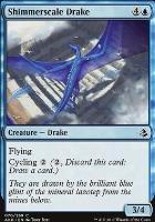 Amonkhet Foil: Shimmerscale Drake