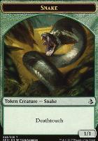 Amonkhet: Snake Token
