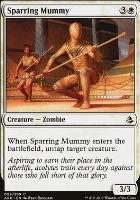 Amonkhet Foil: Sparring Mummy