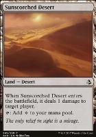 Amonkhet: Sunscorched Desert