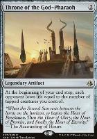 Amonkhet: Throne of the God-Pharaoh