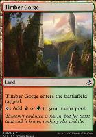 Amonkhet: Timber Gorge (Deckbuilder Toolkit)
