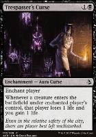 Amonkhet: Trespasser's Curse