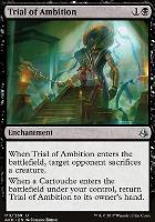 Amonkhet: Trial of Ambition