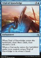 Amonkhet: Trial of Knowledge