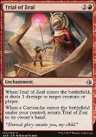 Amonkhet: Trial of Zeal