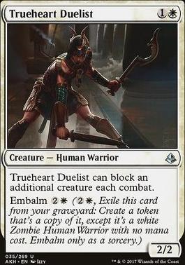Amonkhet Foil: Trueheart Duelist