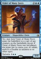 Amonkhet: Vizier of Many Faces