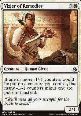 Amonkhet: Vizier of Remedies