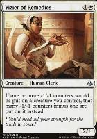 Amonkhet: Vizier of Remedies