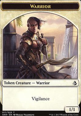 Amonkhet: Warrior Token