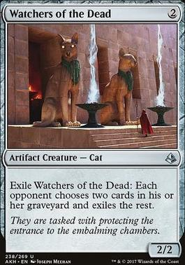 Amonkhet: Watchers of the Dead