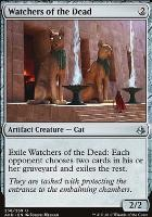 Amonkhet Foil: Watchers of the Dead