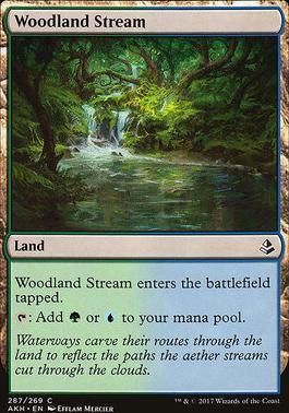 Amonkhet: Woodland Stream (Deckbuilder Toolkit)