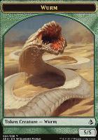Amonkhet: Wurm Token