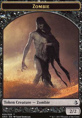 Amonkhet: Zombie Token