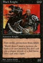 Anthologies: Black Knight