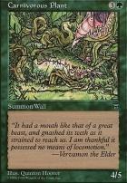 Anthologies: Carnivorous Plant
