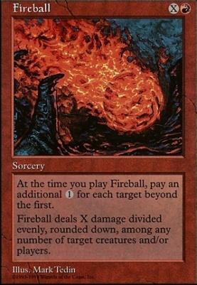 Anthologies: Fireball