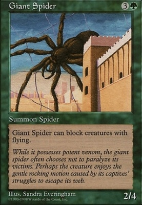Anthologies: Giant Spider