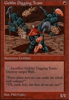 Anthologies: Goblin Digging Team