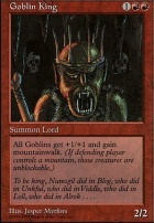 Anthologies: Goblin King