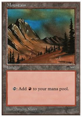 Anthologies: Mountain (A)