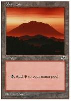 Anthologies: Mountain (B)