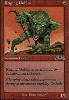 Anthologies: Raging Goblin