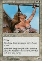 Anthologies: Serra Angel