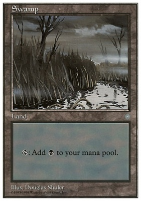 Anthologies: Swamp (A)
