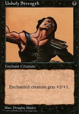 Anthologies: Unholy Strength