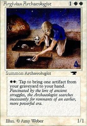 Antiquities: Argivian Archaeologist