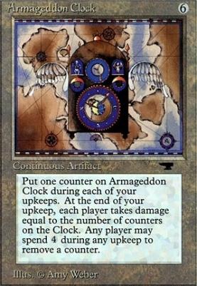 Antiquities: Armageddon Clock