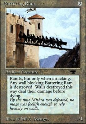Antiquities: Battering Ram