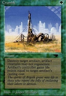 Antiquities: Crumble