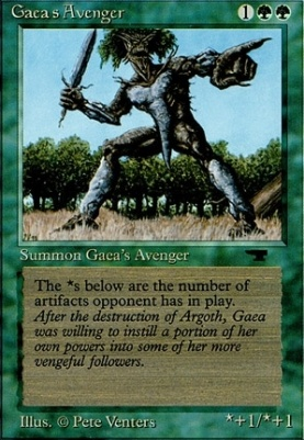 Antiquities: Gaea's Avenger
