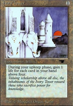 Antiquities: Ivory Tower