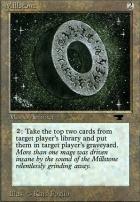 Antiquities: Millstone