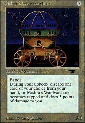 Antiquities: Mishra's War Machine