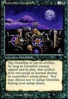 Antiquities: Phyrexian Gremlins