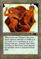 Antiquities: Primal Clay
