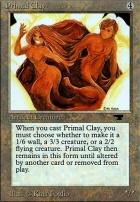 Antiquities: Primal Clay