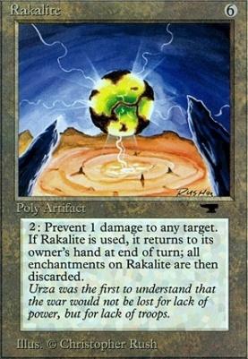 Antiquities: Rakalite