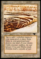 Antiquities: Strip Mine (A)