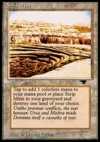 Antiquities: Strip Mine (B)