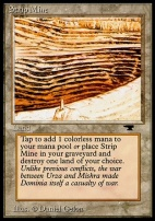 Antiquities: Strip Mine (C)